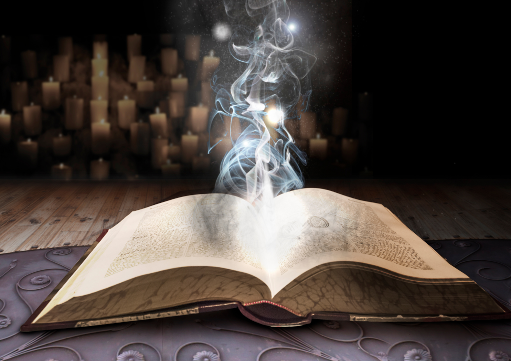 Spells and words